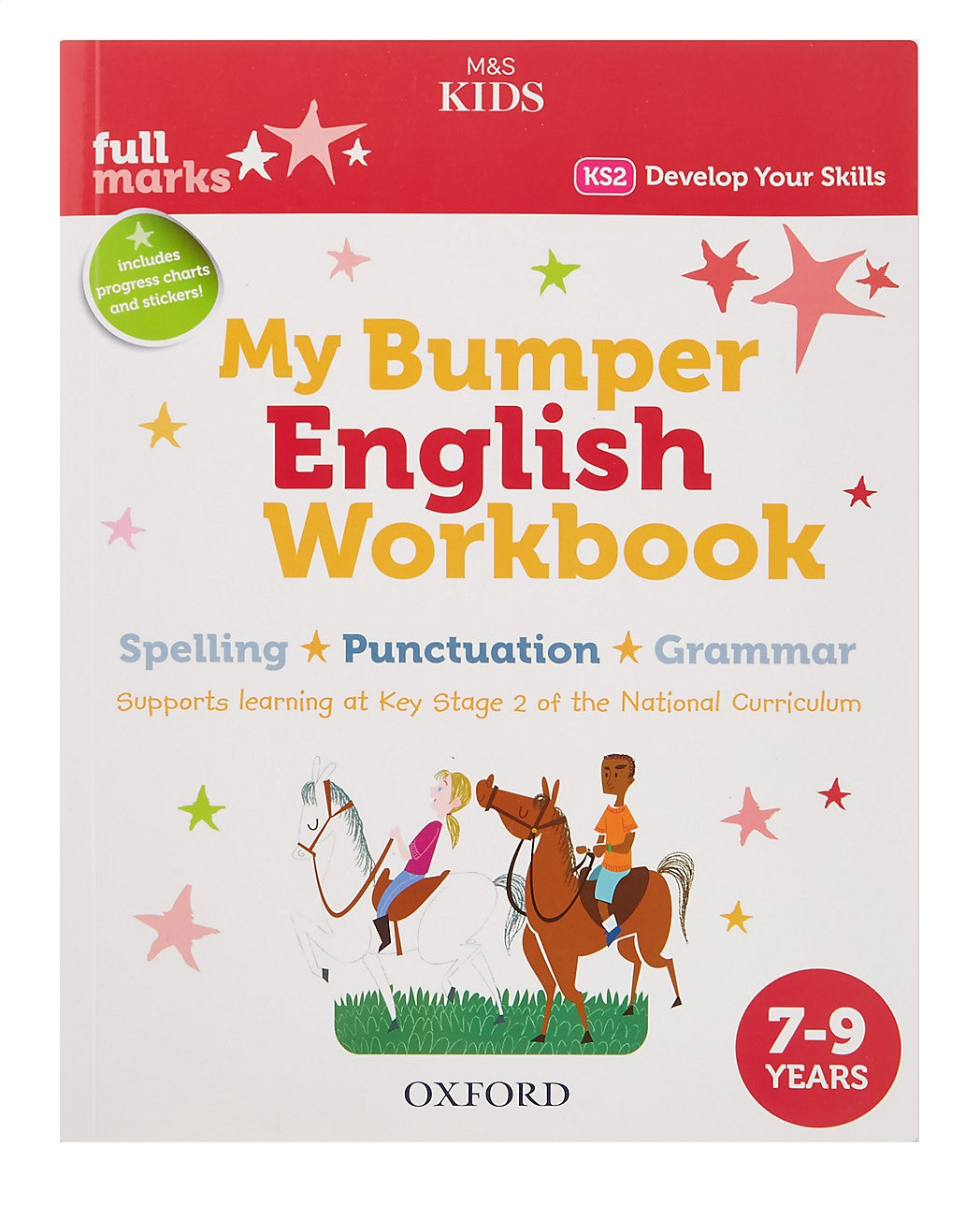 Workbooks key stage 2 workbooks : My Bumper English Workbook