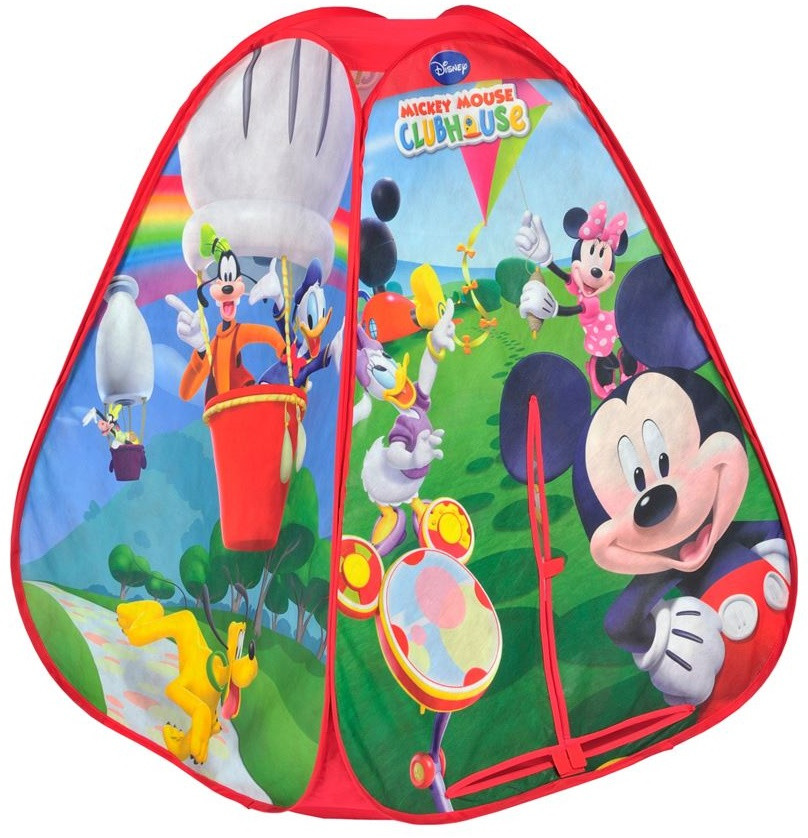 Disney - Mickey Mouse Club House Play Tent Small  sc 1 st  Mumzworld & Mickey Mouse Club House Play Tent Small