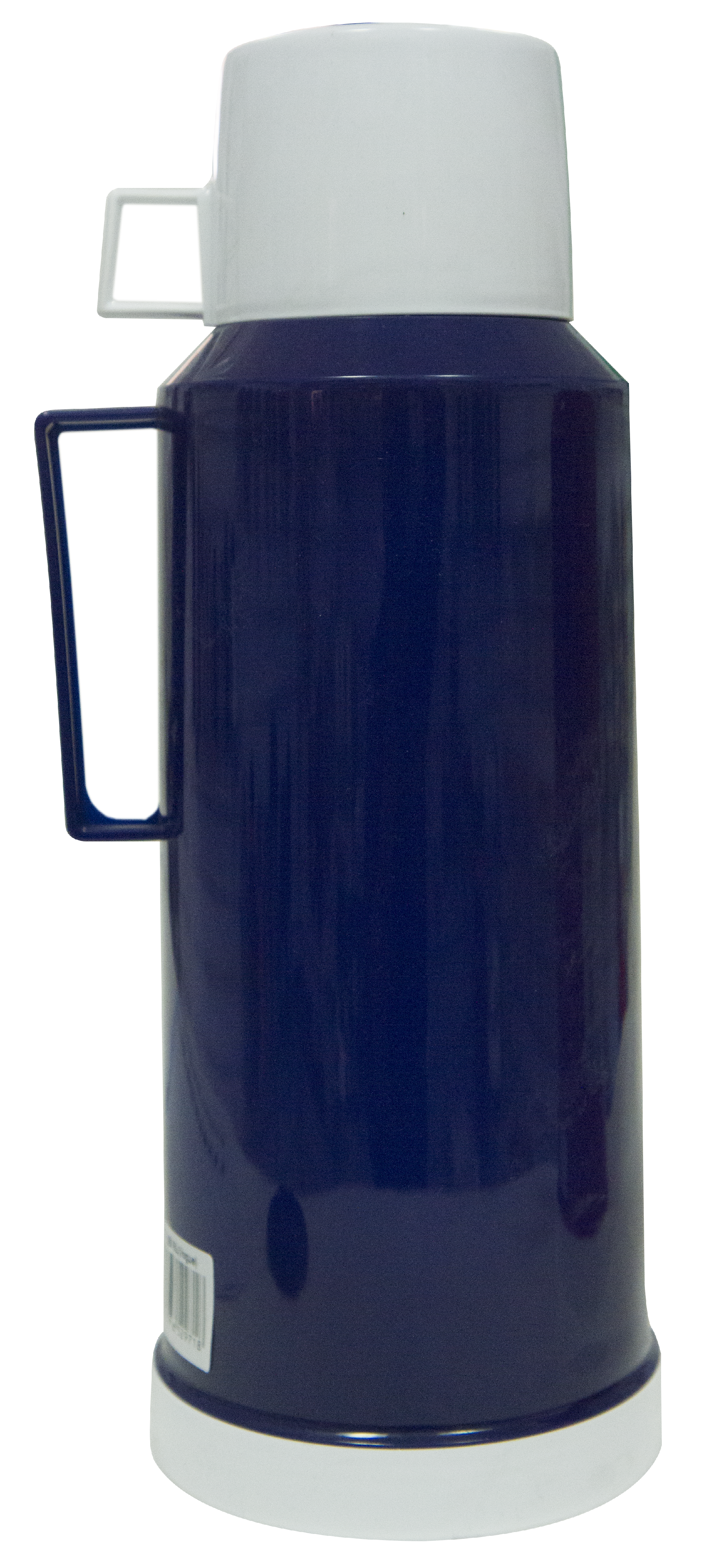 thermos thermocafe vogue glass vacuum flask 18 l blue - Glass Thermos