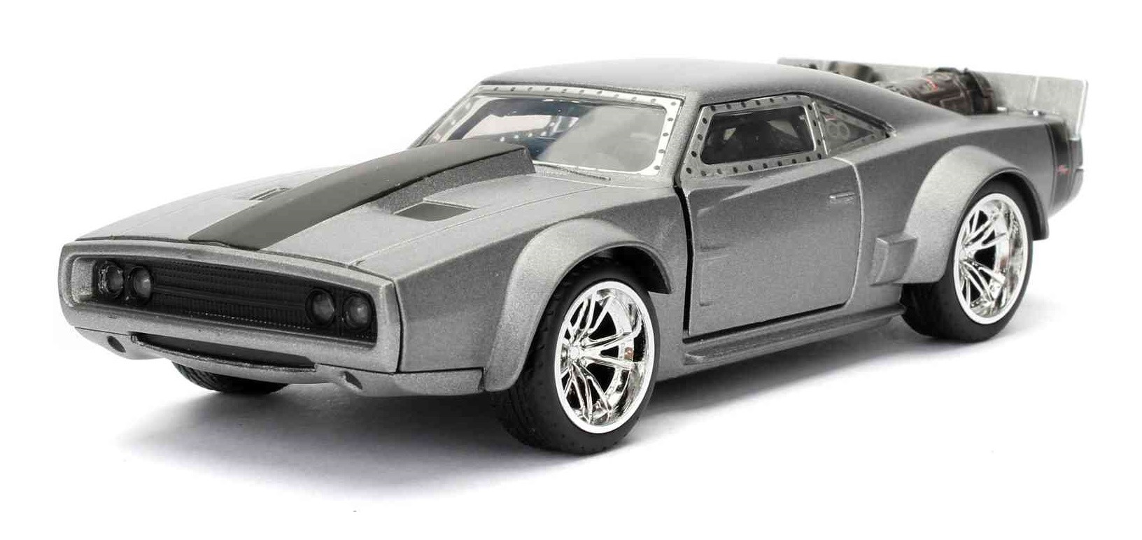 Jada - Diecast Fast & Furious 8 Ice Charger 1:32