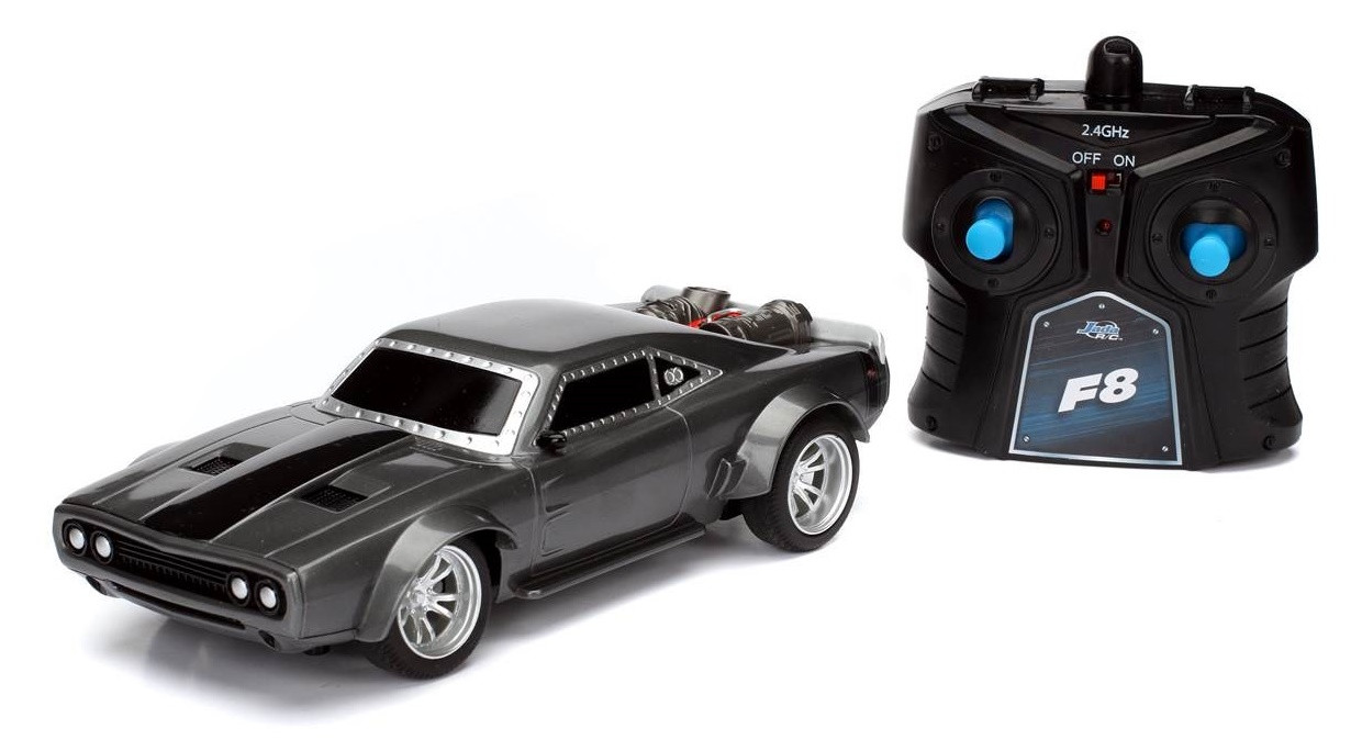 Jada - Radio Control Fast & Furious 8 Dom\'s Ice Charger 1:24
