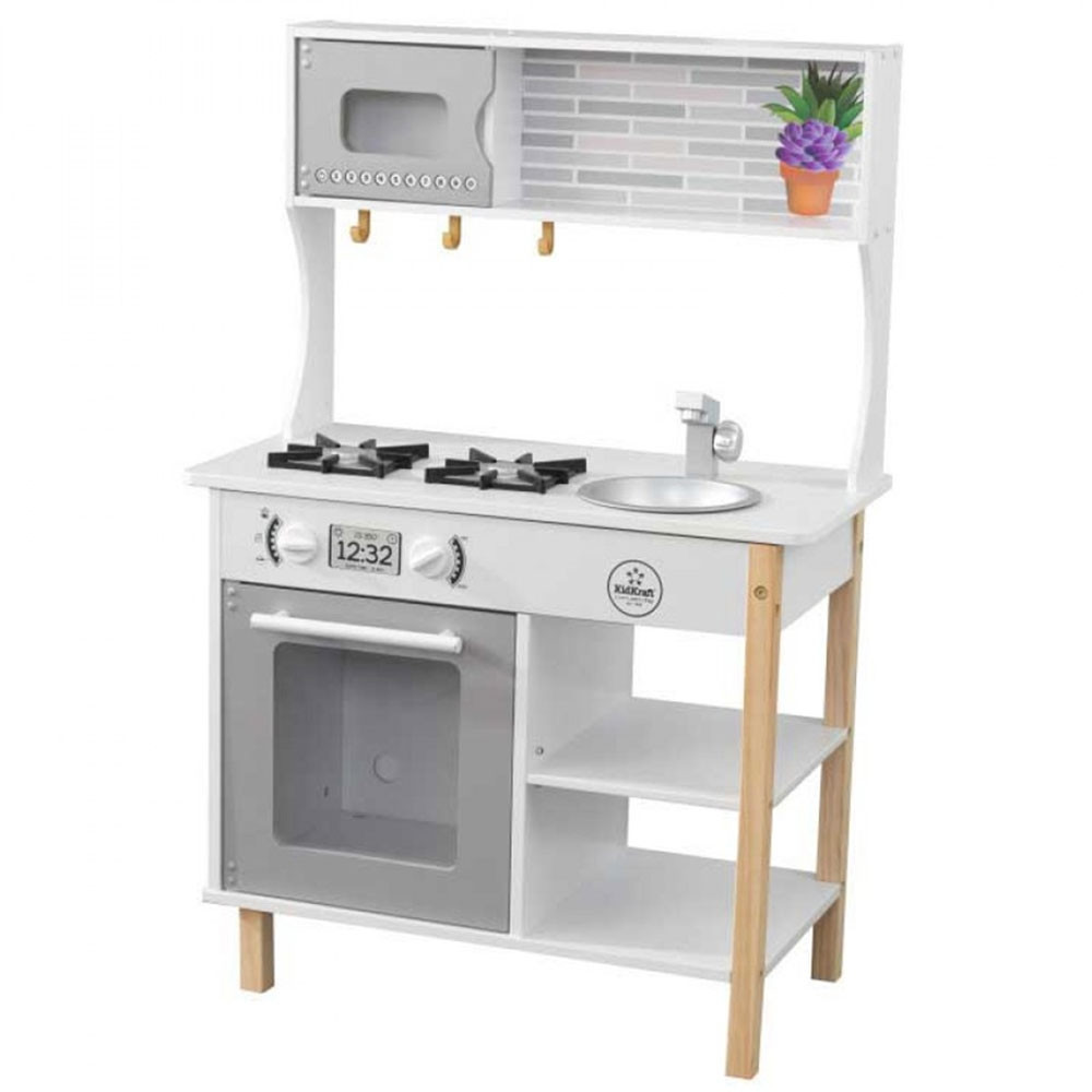 KidKraft - All Time Play Kitchen With Accessories