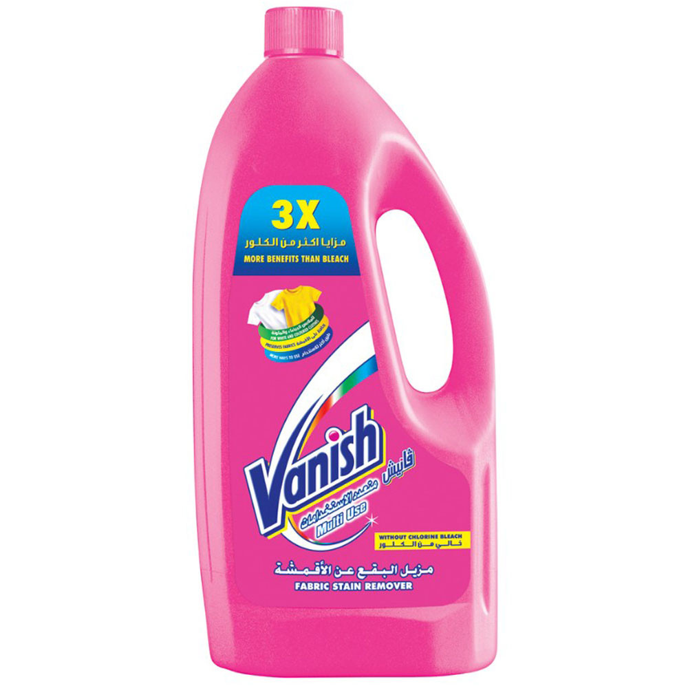 vanish stain remover multi use liquid colors whites 900ml