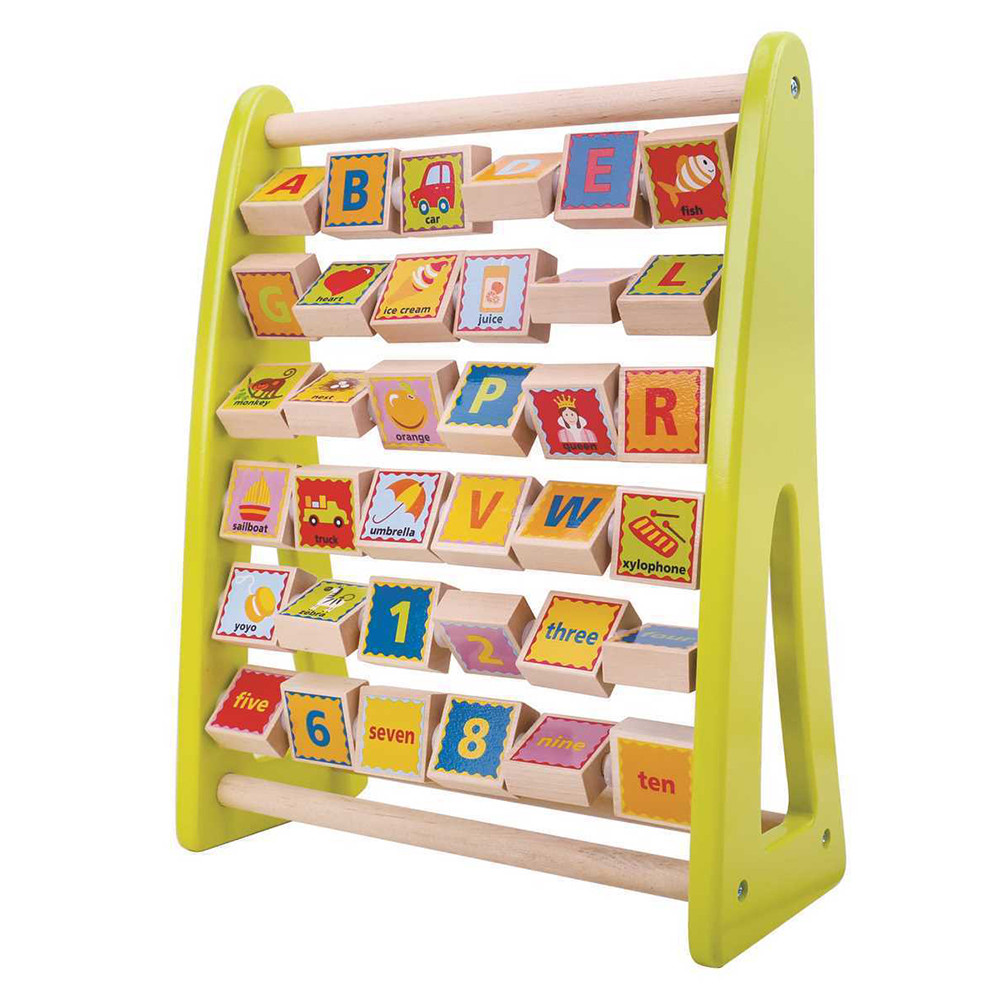 Toy - Alphabet Abacus