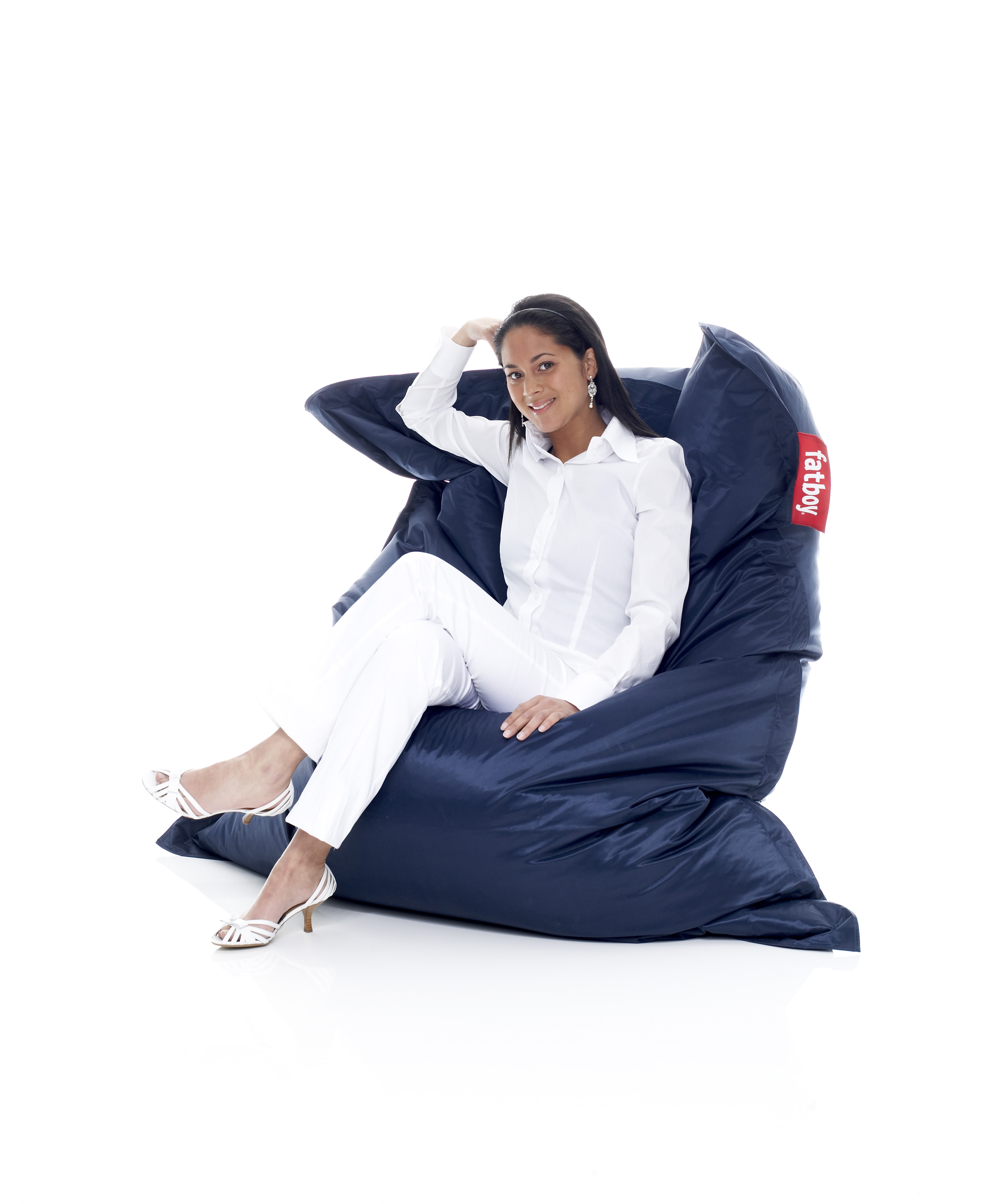 fatboy lounge original s anywhere fatboys lets furniture lamzac lounger you inflatable