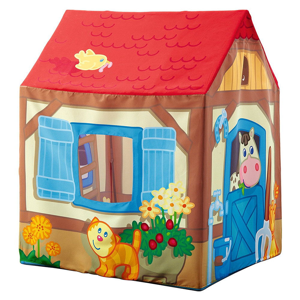 HABA - Play Tent Farm  sc 1 st  Mumzworld & Play Tent Farm