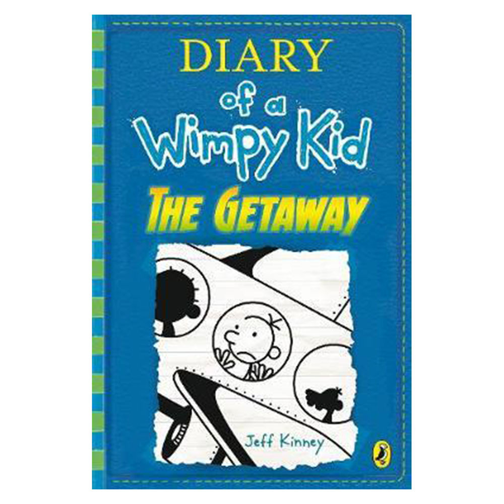 Diary of a wimpy kid the getaway book 12 solutioingenieria Gallery