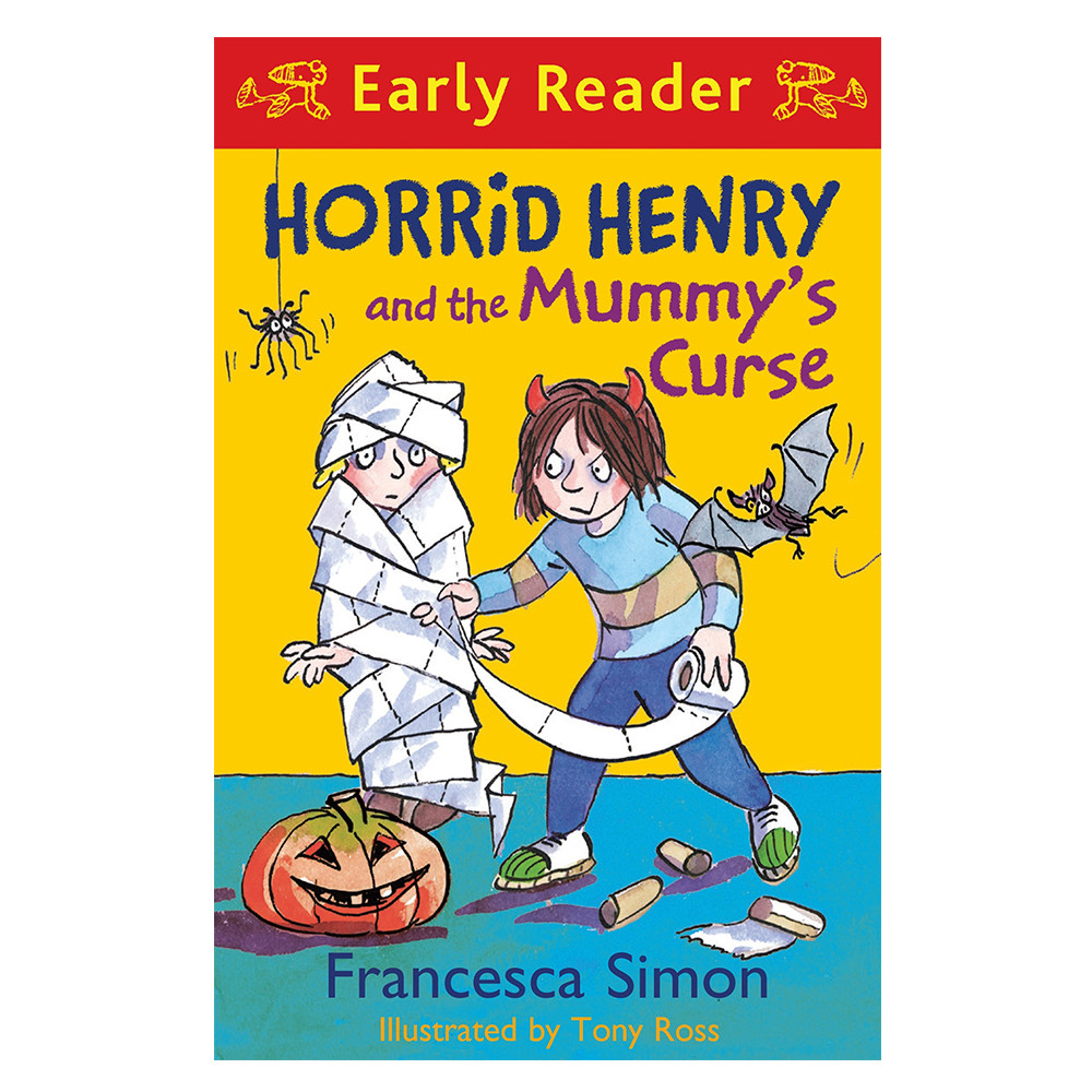 Horrid Henry and the Mummy\'s Curse: Book 32