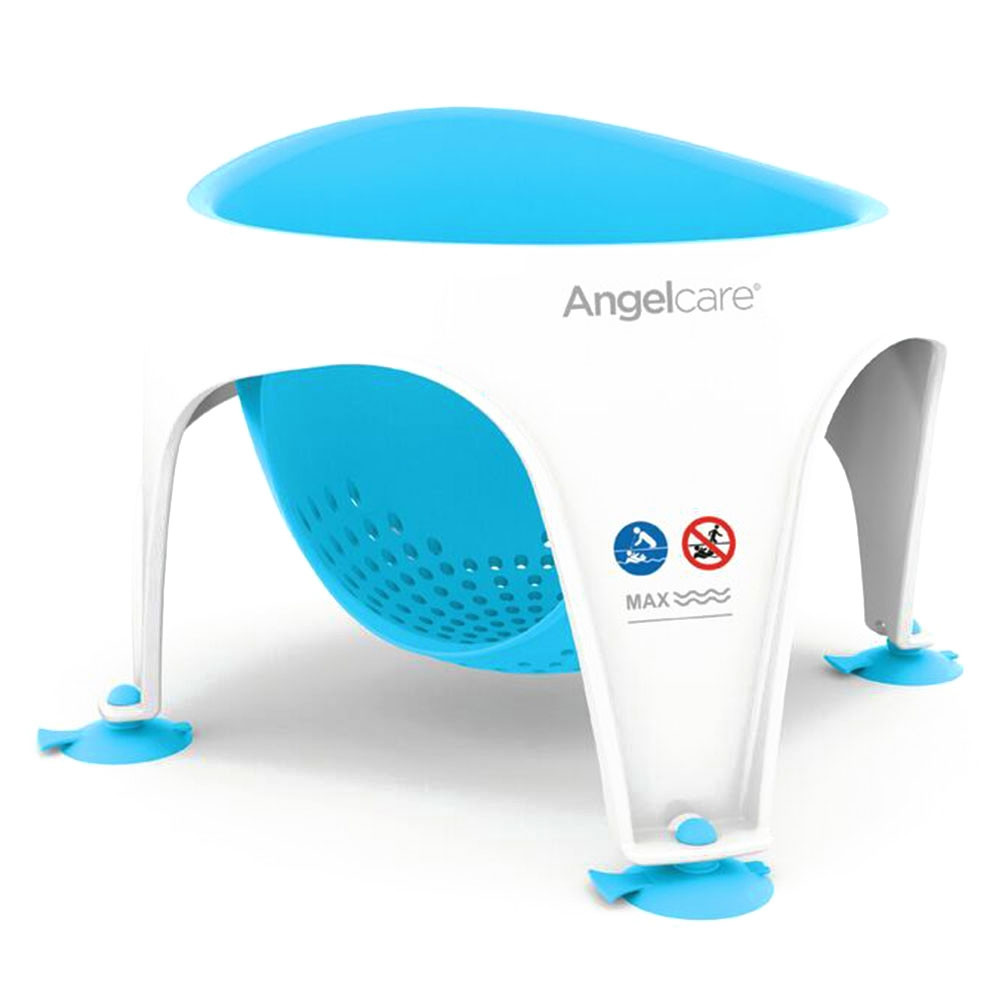 Angelcare - Soft Touch Bath Seat - Aqua