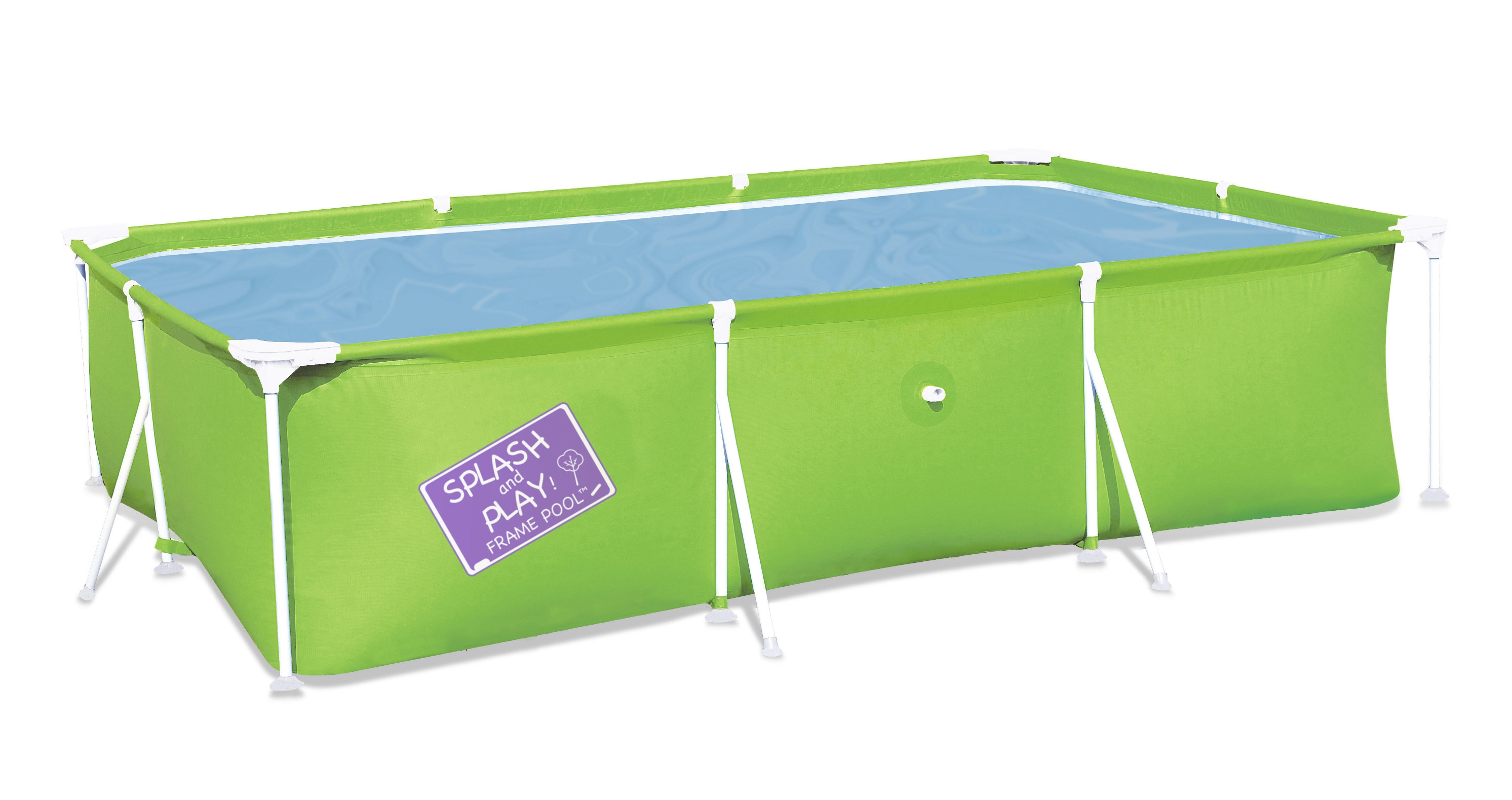 Bestway - My First Frame Pool - Green