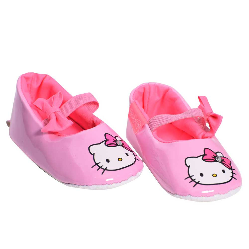 Smart Baby Hello Kitty Shoes Pink
