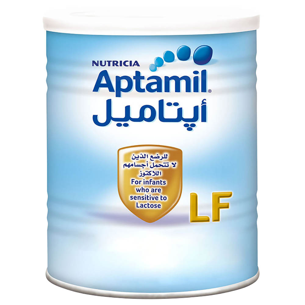 أبتاميل حليب الأطفال خالي من اللاكتوز 400 غرام