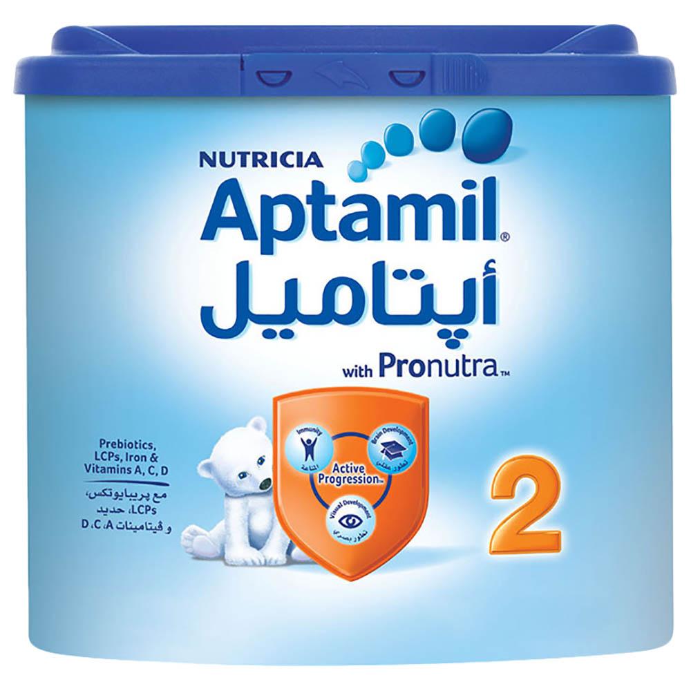 أبتاميل حليب المتابعة 2 400 غرام