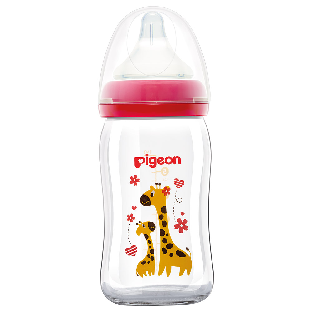 بيجين بيجين بيجين زجاجة مزخرفة 160 مل، ألوان متنوعة، قطعة واحدة