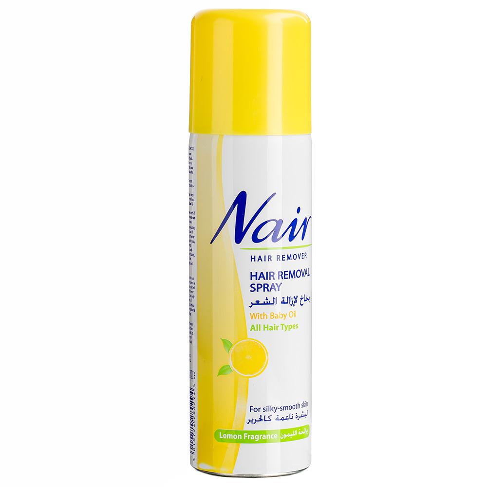 Nair Hair Remover Spray Lemon 200ml
