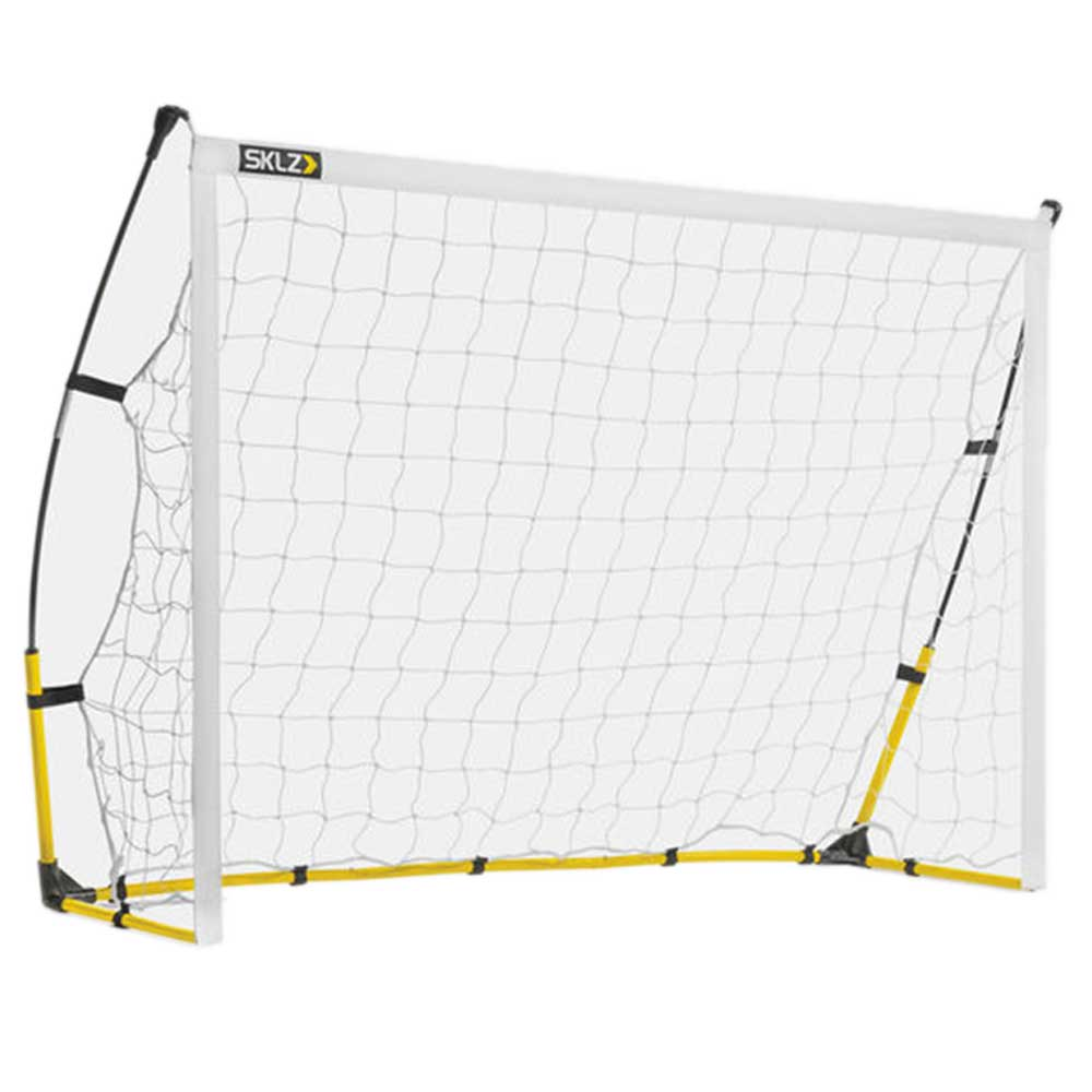 مرمى كرة قدم كويكستر قابل للنقل وسريع التركيب 6 4 قدم من ماركة سكلز