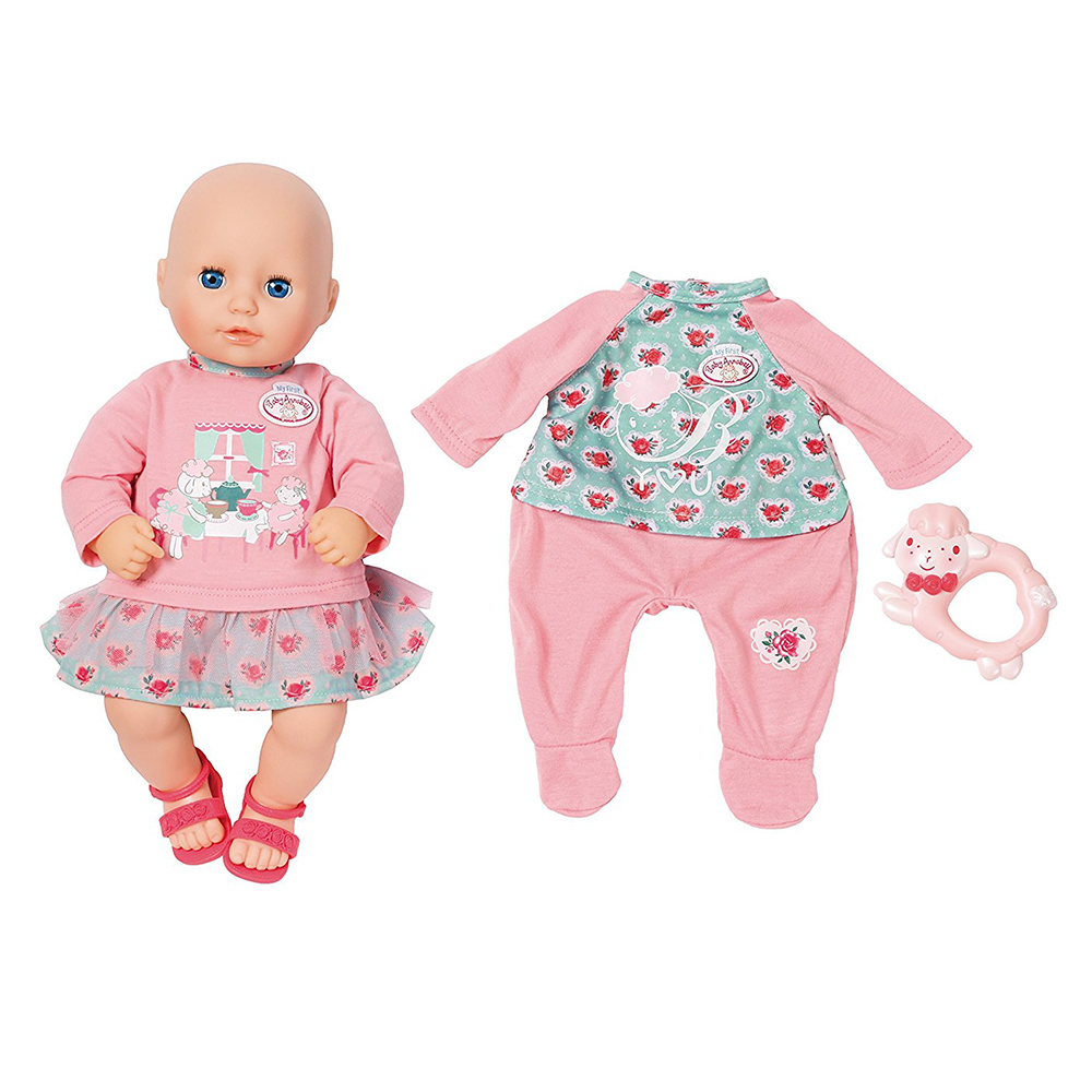 Potty Training Set Baby Annabell New kids girls boys doll accessories gift X