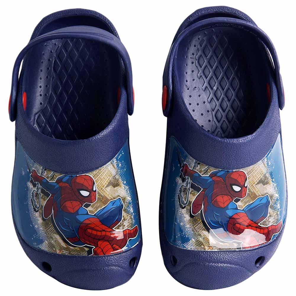 Disney - Spiderman Boys Clogs - Blue