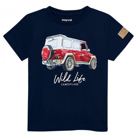Navy 2010 L//s t-Shirt for Baby-Boys Mayoral