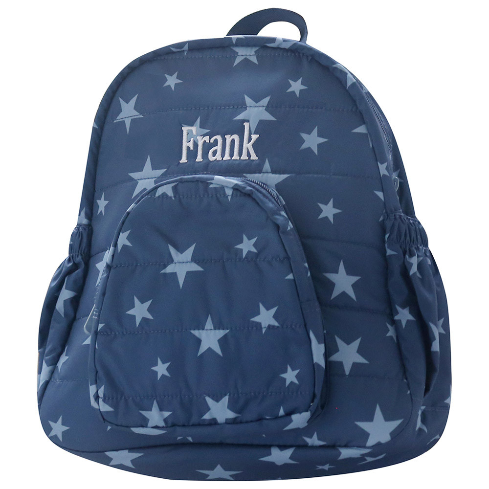 8a9faa126f My 1st Years - Personalised Star Print Large Backpack