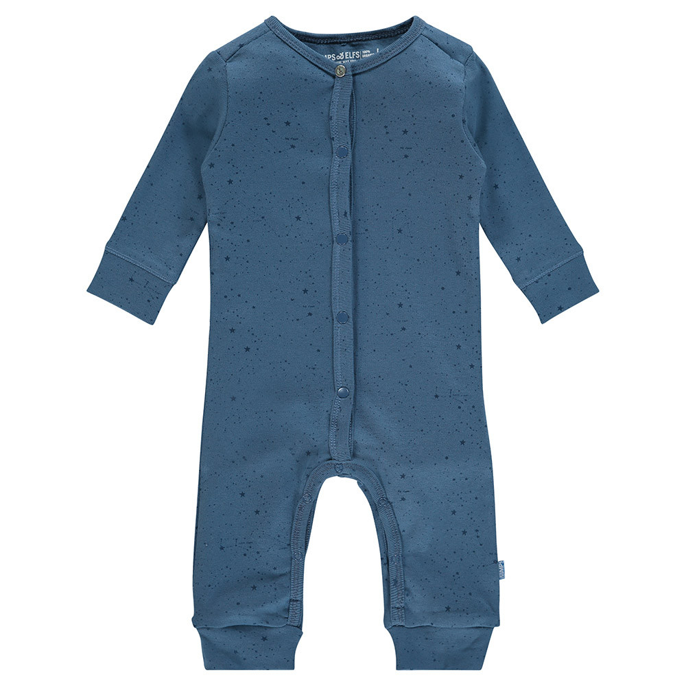 8fea15d205df Imps   Elfs - Olli Star Print Playsuit - Blue