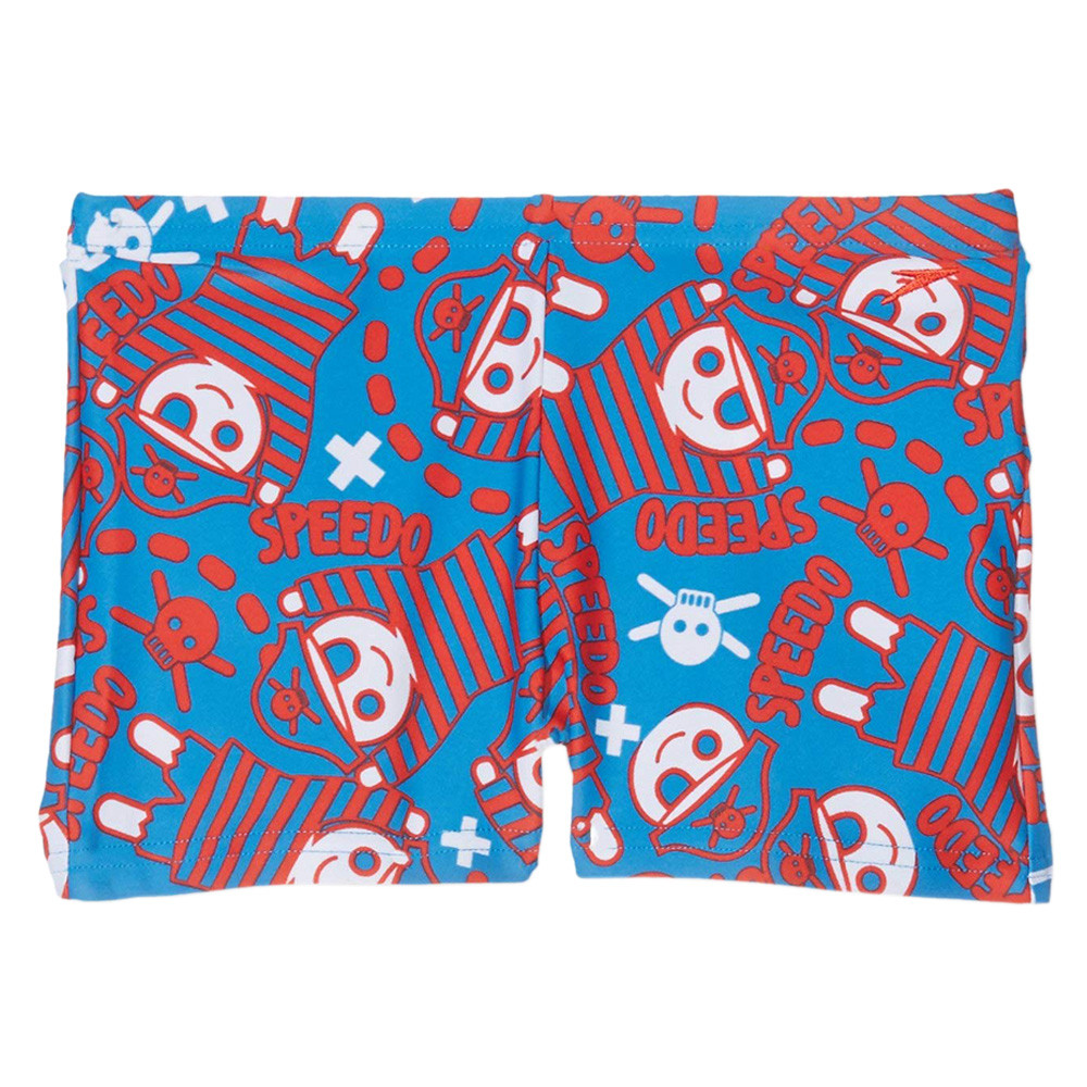 94e2b61e6f047 Speedo - Fusion Fun Essential Allover Aqua Short 6-9m
