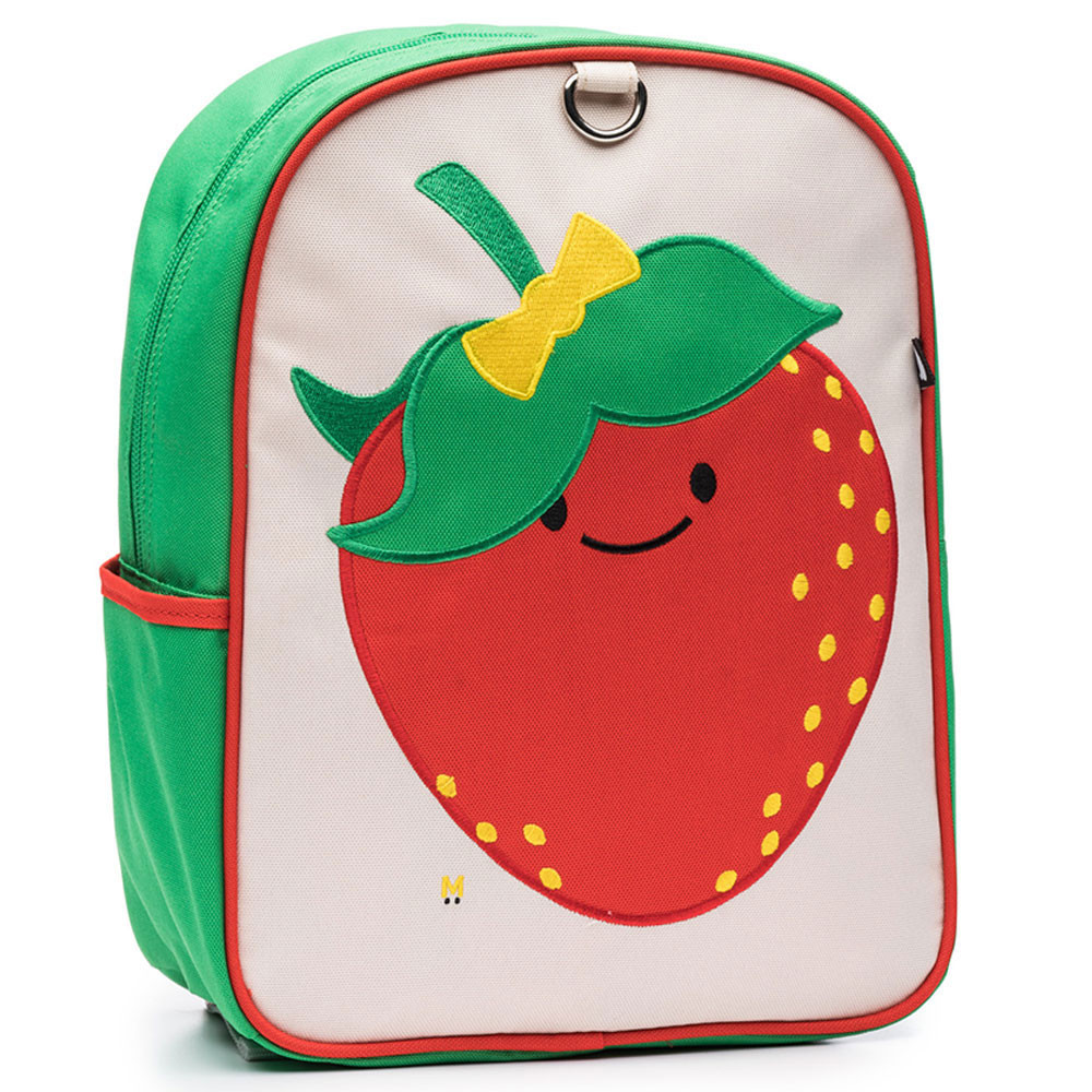 063792d2c8c Beatrix New York - Little Kid Backpack Alejandra the Strawberry - Red