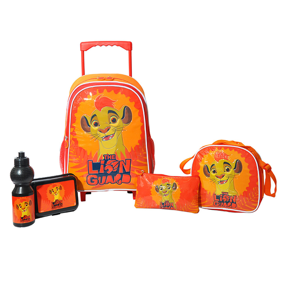 33b3504758640 Disney - The Lion Guard Promotion Trolley Bag 16