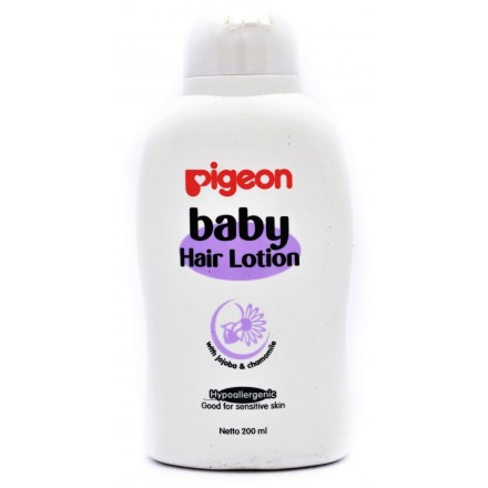 Pigeon Baby Hair Lotion, 200 ml