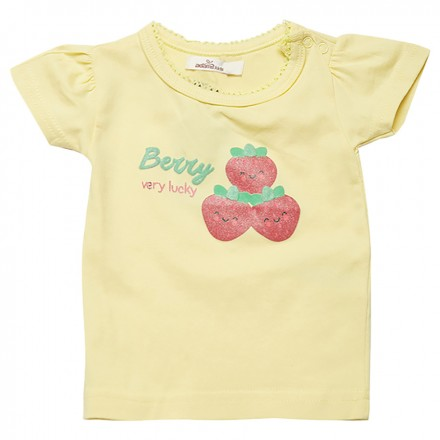 a084b5267 Adam Kids - Berry Printed T-Shirt - Papaya Punch