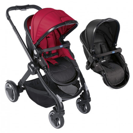 Chicco - Fully Stroller + Second Seat For Fully Stroller ...