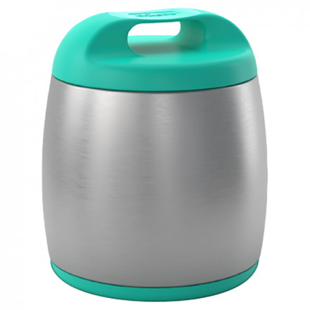 Chicco - Thermal Food Container 6m+ - Green