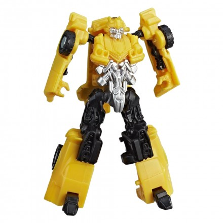 40x Personalised Transformers Bumble Bee  labels//stickers//party//cake//sweet//bags