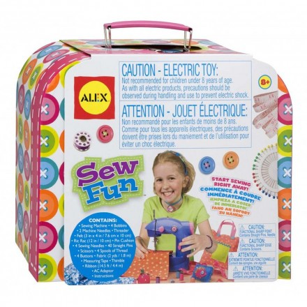 49a6edeef Creativity for Kids - Deluxe Easy Weave Fleece Blanket Making Kit