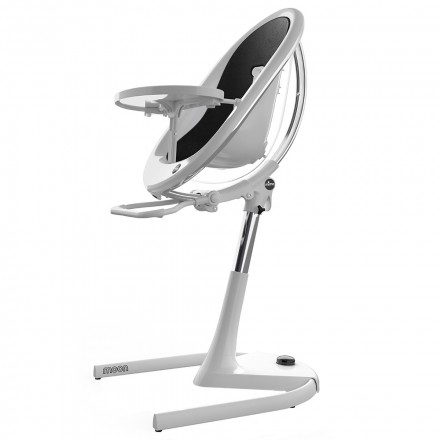 Excellent Chicco Polly Progress 5 In 1 Highchair Black White With Pabps2019 Chair Design Images Pabps2019Com