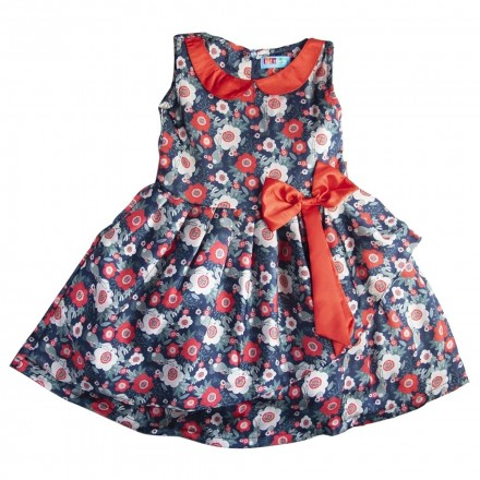 Clothing, Shoes & Accessories Logical White Flower Girl Dress Petals Wedding Bridesmaid Birthday Infant Toddler Party