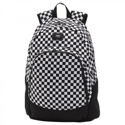 2fdb3089675e3 Vans - Van Doren Original Backpack - Black & White