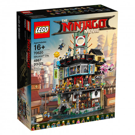 Lego Ninjago Build Your Own Adventure Book