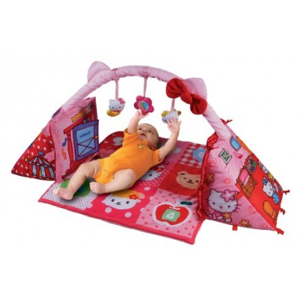 Vtech Hello Kitty 2-in-1 Playmat Cube 52746fdff66dd