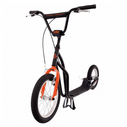 ccf2373fea Street Surfing - Urban Scooter Xpr - Black   Orange