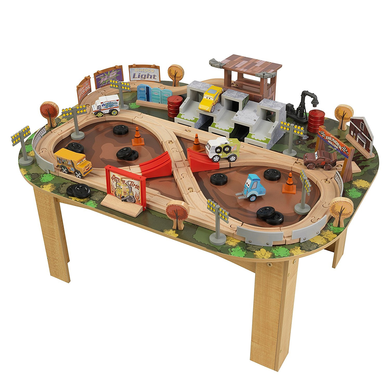 Astounding Kidkraft Cars 3 Thunder Hollow Track Set Table Download Free Architecture Designs Scobabritishbridgeorg