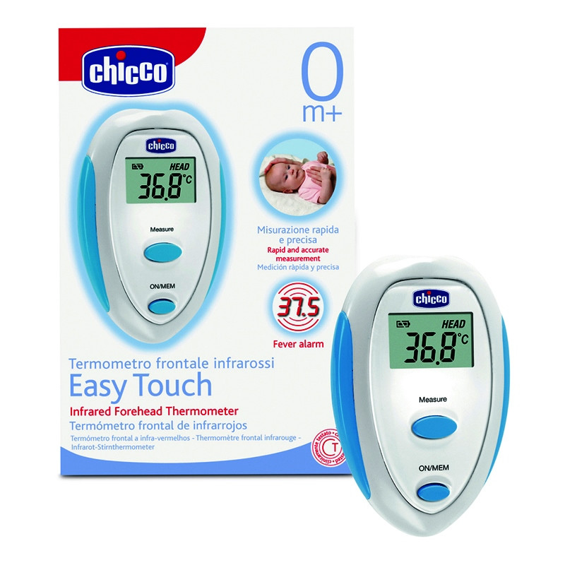 Easy Touch Infrared Thermometer