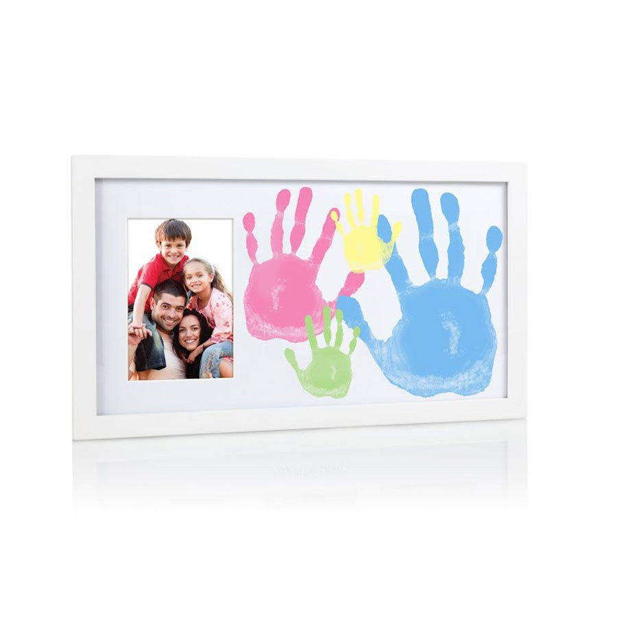 Pearhead Family Frame Mommy Daddy Me