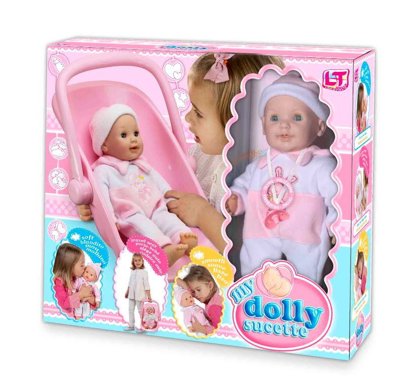 Loko Toys My Dolly Sucette