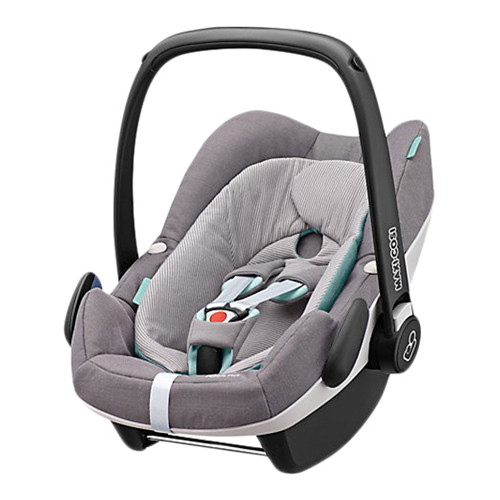 Nieuw Maxi-Cosi Pebble Plus Car Seat - Concrete Grey FZ-69