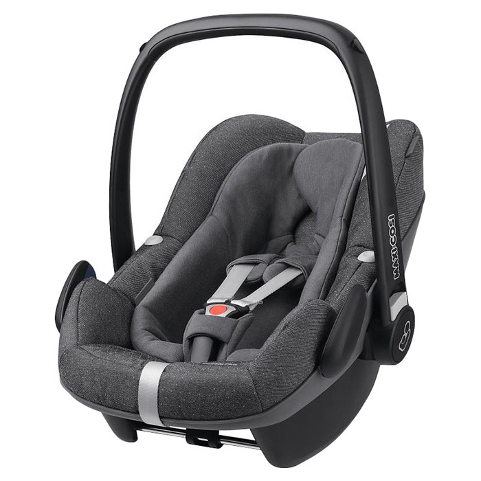 Verrassend Maxi-Cosi Pebble Plus Car Seat - Sparkling Grey DI-99