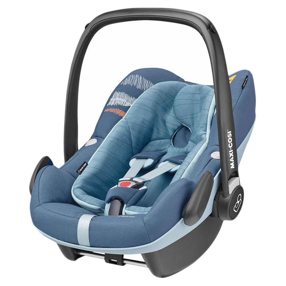Fonkelnieuw Maxi-Cosi - Pebble Plus Car Seat - Frequency Blue FW-53