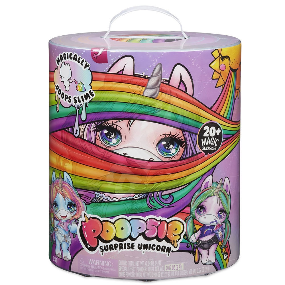 Poopsie Pooey Puitton Slime Surprise Slime Kit and Carrying Case  Fast Free Ship