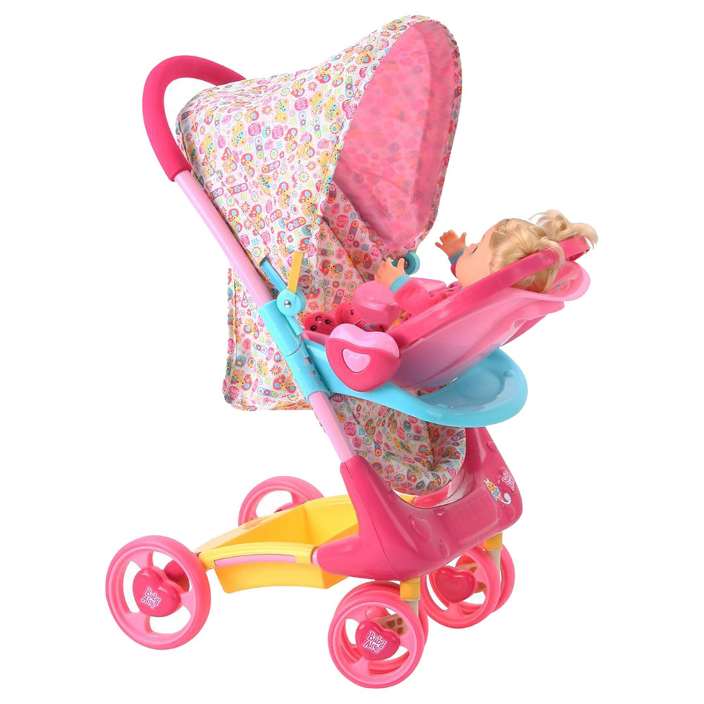 Hauck Travel System Baby Alive