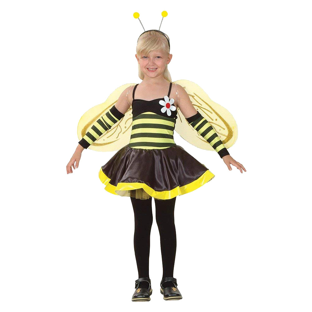 Bristol Novelty - Bumble Bee Costume 5-7y